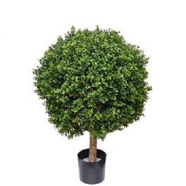 salg af Buksbom kugle, Ø50*H65 cm. - kunstige træer