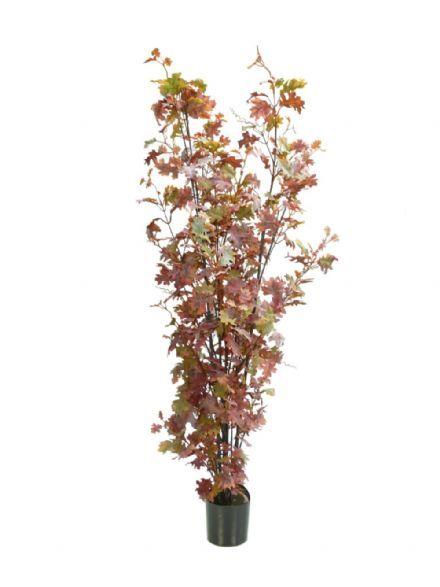 salg af Egetræ, brun - 160 cm. - Kunstig træ