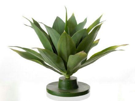 salg af Agave, 43 cm. - kunstige planter