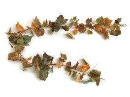 salg af Efterårsranke, vin blade - 180 cm.