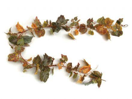 salg af Efterårsranke, vin blade - 180 cm. - kunstig ranke