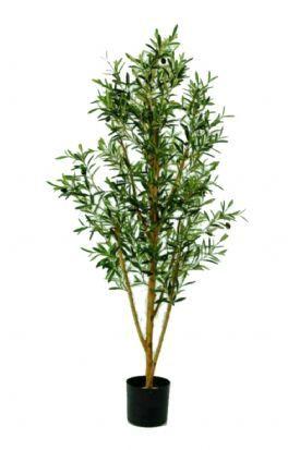salg af Oliventræ 130 cm. - Kunstige træer
