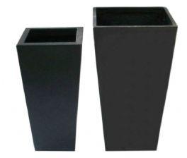 salg af Vase glasfiber 77 cm.