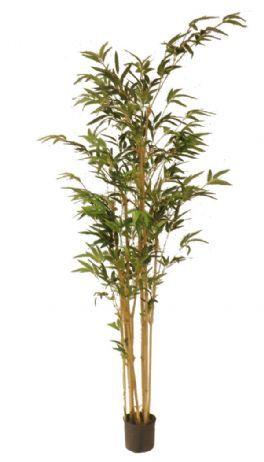 salg af Bambus i potte 150 cm. - kunstige træer - kun 1 stk. lager