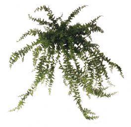 salg af Bregne hængebusk 100 cm. - kunstige planter