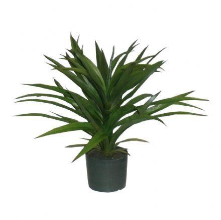 salg af Yucca plante 55 cm. - kunstig plante