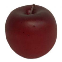 salg af Rød æble, glat - 7 cm. - kunstige frugter