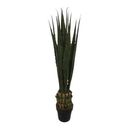 salg af Agave, 130 cm. - kunstige planter
