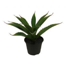 salg af Agave, 20 cm  - kunstig plante