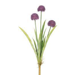salg af Allium, lilla - 60 cm. - kunstige blomster
