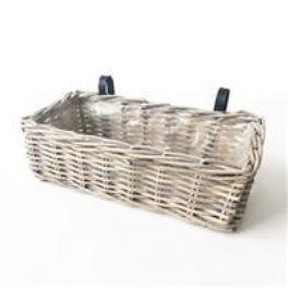 salg af Altan kasse, rattan - 13*19*60 cm.