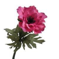 salg af Pink anemone, 35 cm. - kunstige blomster