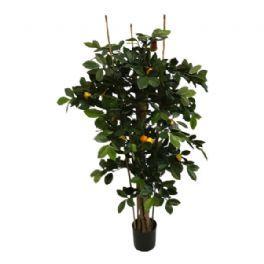 salg af Appelsintræ 100 cm. - kunstig træ