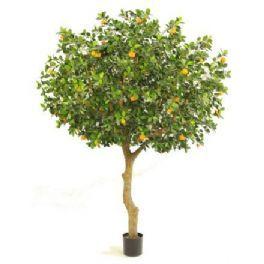 salg af Appelsintræ med frugter - 350 cm. kunstige træer