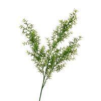 salg af Asparges gren - grøn - 67 cm. - Kunstig gren