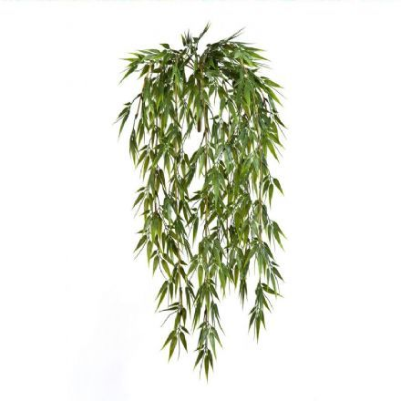 salg af Bambus hænger 82 cm. - kunstig plante