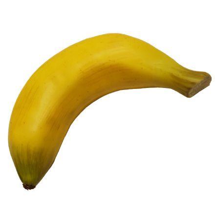 salg af Banan, mini - 13 cm. - kunstige frugter