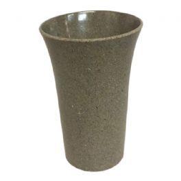 salg af Bio vase, Beige - 19 cm. Høj