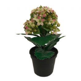 salg af Brændende kærlighed, rosa - 15 cm. - kunstige blomster