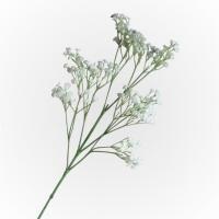 salg af Hvid brudeslør, 65 cm. - kunstige blomster