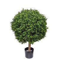 salg af Buksbom kugle - Ø50*H70 cm. - kunstige træer