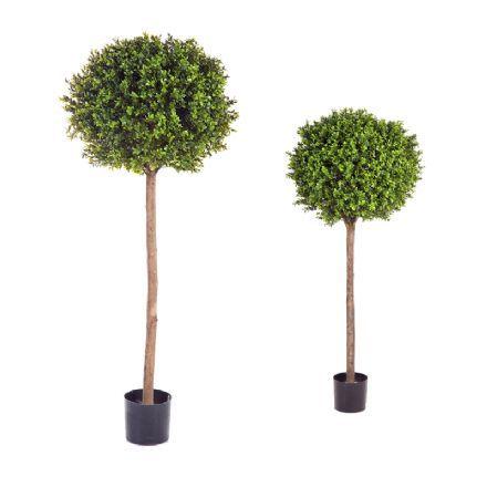 salg af Buksbom kugle 150 cm. - kunstige træer