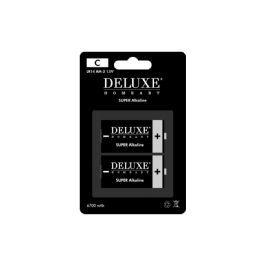 salg af C batterier, 2 stk. - kunstige stearinlys