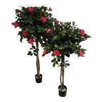 salg af Camelia træ, cerise - 130 cm. - kunstige træer