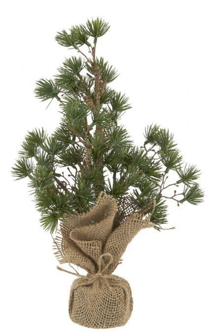 salg af Ceder juletræ, 35 cm. - kunstige cedertræer