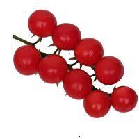 salg af Cherry tomat på stilk, 20 cm. - kunstige grønsager