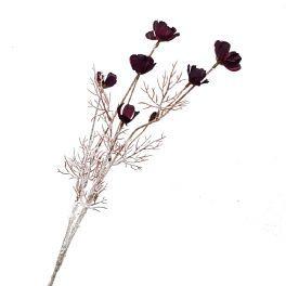 salg af Chokoladeblomst - højde 52 cm. - kunstig blomst