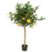 salg af Citrontræ, 140 cm. - kunstige træer