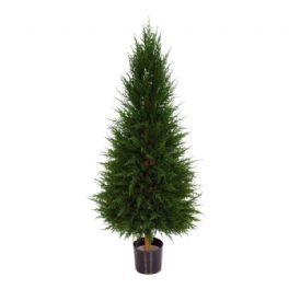 salg af Cypres, 100 cm. - kunstig planter