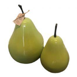 salg af Deko pærer, grøn porcelæn