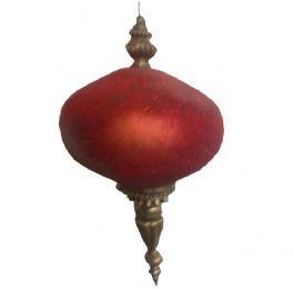 salg af Dekorationskugle højde 38 cm.