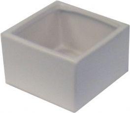 salg af Planteskål - Hvid - 14*14*7 cm.