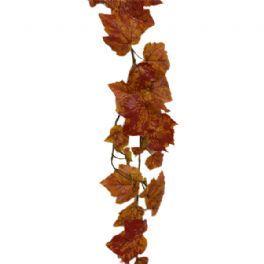 salg af Efterårsranke, 180 cm. - kunstige ranker