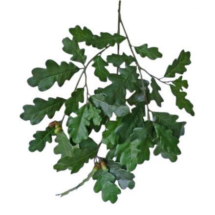 salg af Egegren - 60 cm. - kunstige grene