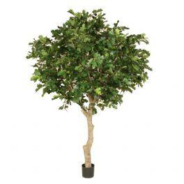 salg af Egetræ - højde 350 cm. - Kunstige træer