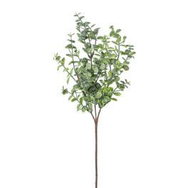 salg af Eucalyptus gren, grå grøn - 45 cm. - kunstige grene