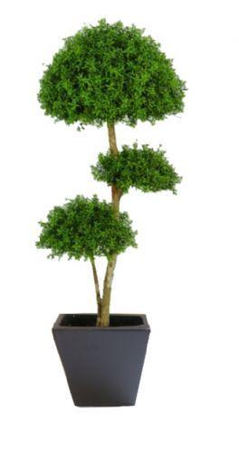 salg af Eucalyptus træ 130 cm. - kunstige træer