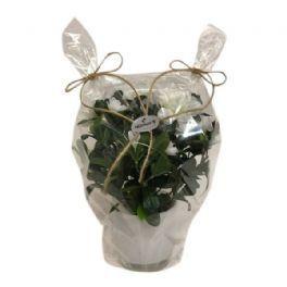 salg af Gaveide, Hvid Azalea - 30 cm. - kunstige blomster
