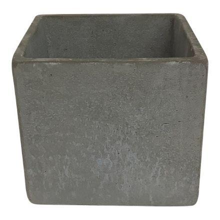 salg af Grå skjuler - beton - Ø10*H10 cm.