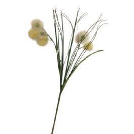 salg af Græs m/runde aks - 35 cm. - kunstige blomster