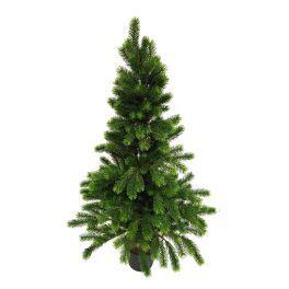 salg af Kunstig grantræ i potte - 120 cm. - meget naturtro