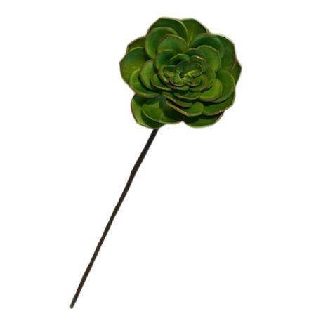salg af Grøn blomst, 50 cm. - kunstige blomster