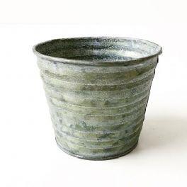 salg af Grøn zink skjuler, Ø12,5 cm.