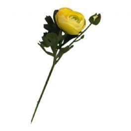 salg af Gul Ranunkel, 34 cm. - kunstige blomster