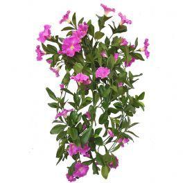 salg af Pink Petunia hængebusk, 85 cm. - kunstige blomster