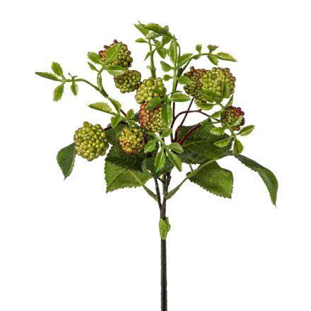salg af Hindbær bundt, 25 cm. - kunstige blomster
